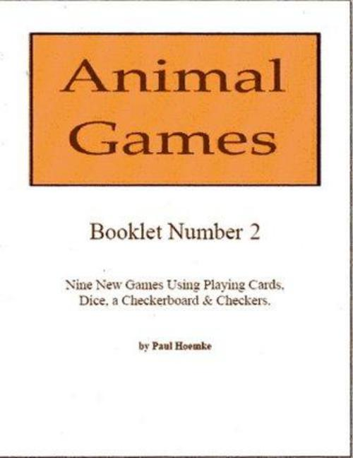 Product picture Animal Games Booklet 2